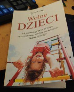 Wolne Dzieci - książka